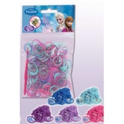 Disney Frozen Loom Band Refills Anna & Elsa 200 Pack
