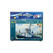 Harbour Tug Boat 1:144 Revell Model Set