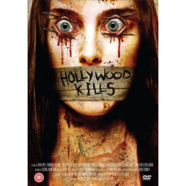 Hollywood Kills DVD