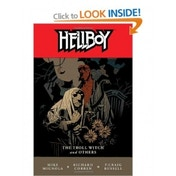 Hellboy Volume 7: The Troll Witch and Other Stories