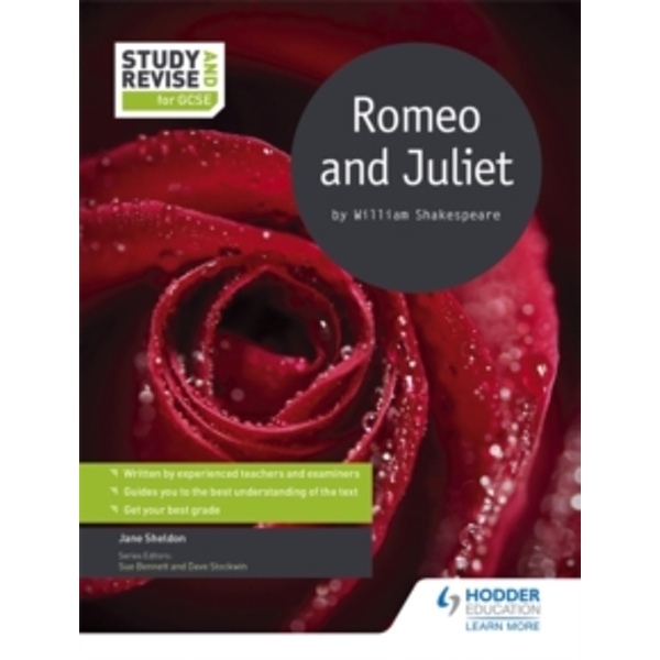 Study and Revise for GCSE: Romeo and Juliet by Jane Sheldon (Paperback, 2016)