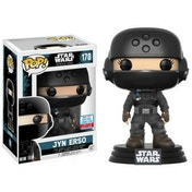 Jyn Disguise with Helmet (Star Wars) Funko Pop! Vinyl Figure