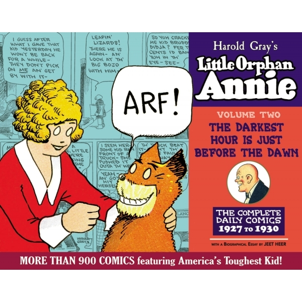 Complete Little Orphan Annie Volume 2