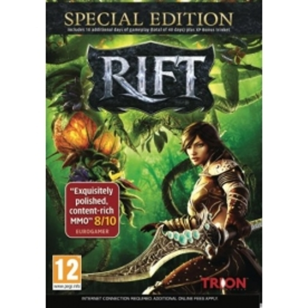 Rift Special Edition Game PC