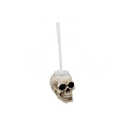 Brush with Death Skull Toilet Brush