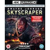 Skyscraper 4KUHD   Blu-ray   Digital Download