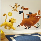 Disney The Lion King Giant Wall Stickers