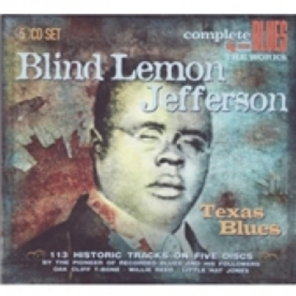Blind Lemon Jefferson Texas Blues CD