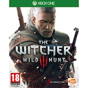 The Witcher 3 Wild Hunt Day One Edition Xbox One Game