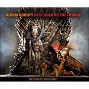 Bloom County: Best Read Throne