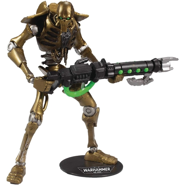 Necron Warrior (Warhammer 40,000) McFarlane Action Figure