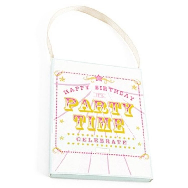 Party Time Fig Tree Scented Sachet By Heaven Sends
