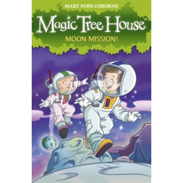 Magic Tree House 8: Moon Mission! by Mary Pope Osborne (Paperback, 2008)
