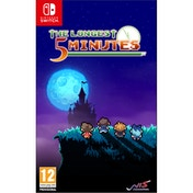 The Longest Five Minutes Nintendo Switch Game