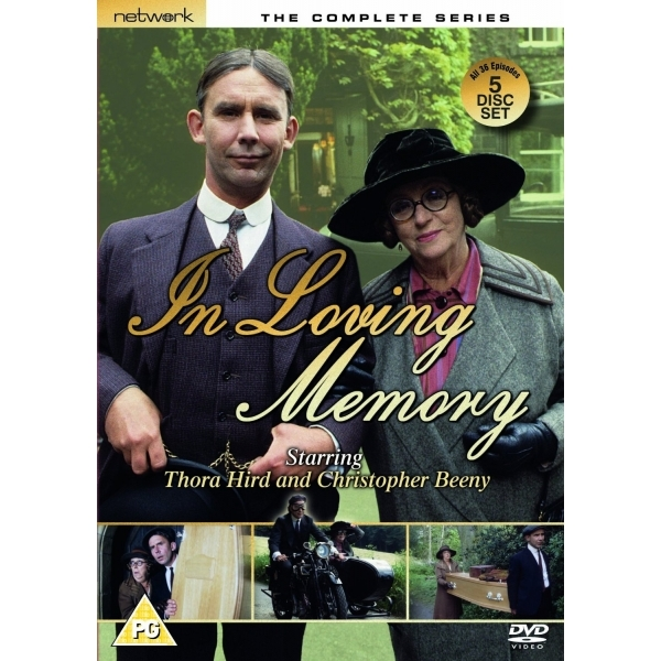 In Loving Memory - The Complete Series DVD