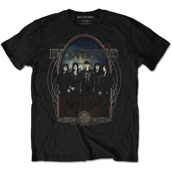 Black Veil Brides - Ornaments Unisex Large T-Shirt - Black