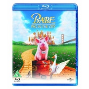 Babe Pig In The City Blu-ray