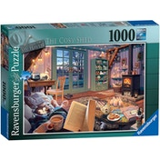 My Haven No.6 The Cosy Shed Jigsaw Puzzle - 1000 Pieces
