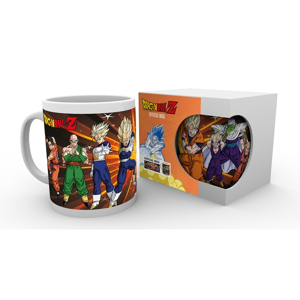 Dragon Ball Z Z Fighters Mug