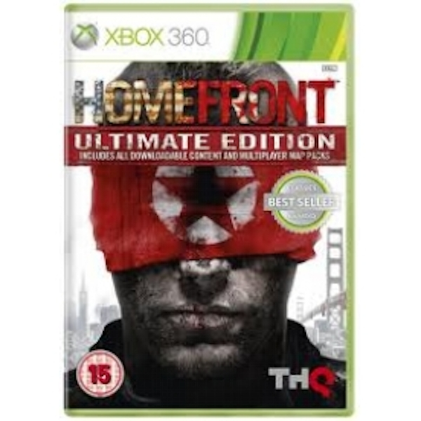 Homefront Ultimate Edition (Classics) Game Xbox 360