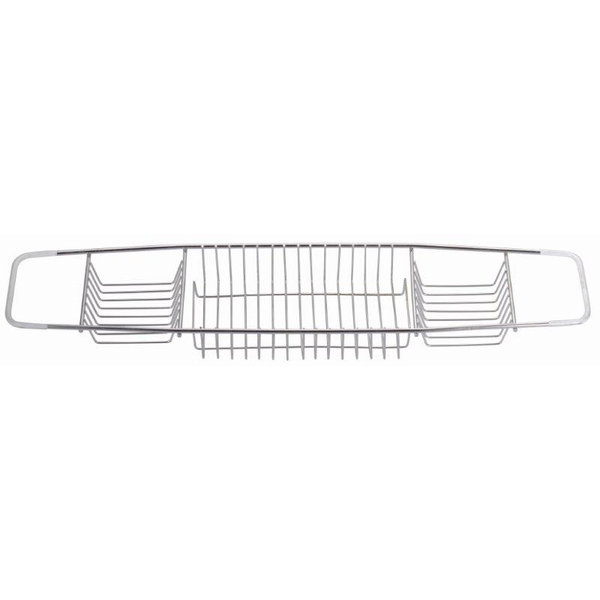 Blue Canyon Over Bath Rack Stainless Steel