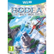 Rodea The Sky Soldier Wii U Game
