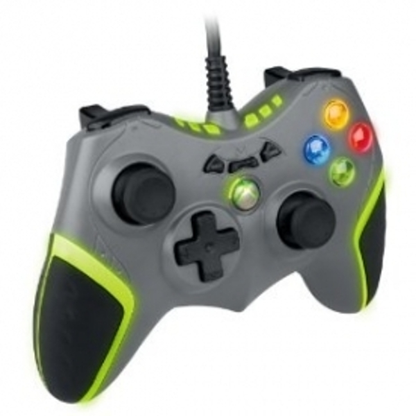 Ex-Display Officially Licensed Batman Batarang Wired Controller Xbox 360 Used - Like New - Image 2