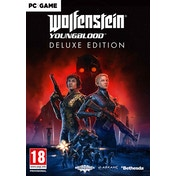 Wolfenstein Youngblood Deluxe Edition PC Game (Pre-Order Bonus)