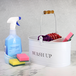 Wash Up Tidy | M&W (White) - ozgameshop.com - Image 2