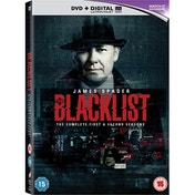 The Blacklist - Season 1-2 DVD