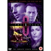 X Files: Season 8 DVD