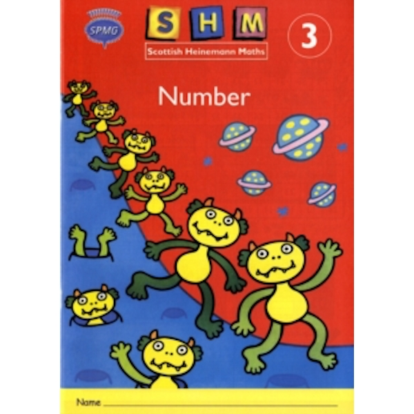 Scottish Heinemann Maths 3, Activity Book 8 Pack by Pearson Education Limited (Multiple copy pack, 2000)