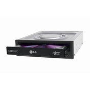 LG Internal DVD-W Black Bare Drive
