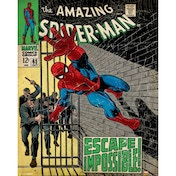 Marvel Spider-Man - Escape Impossible Mini Poster