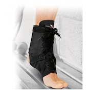 PT Neoprene Ankle Brace with Stays Medium