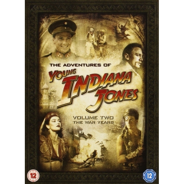 The Adventures Of Young Indiana Jones Vol.2 (9 Disc Box Set) DVD