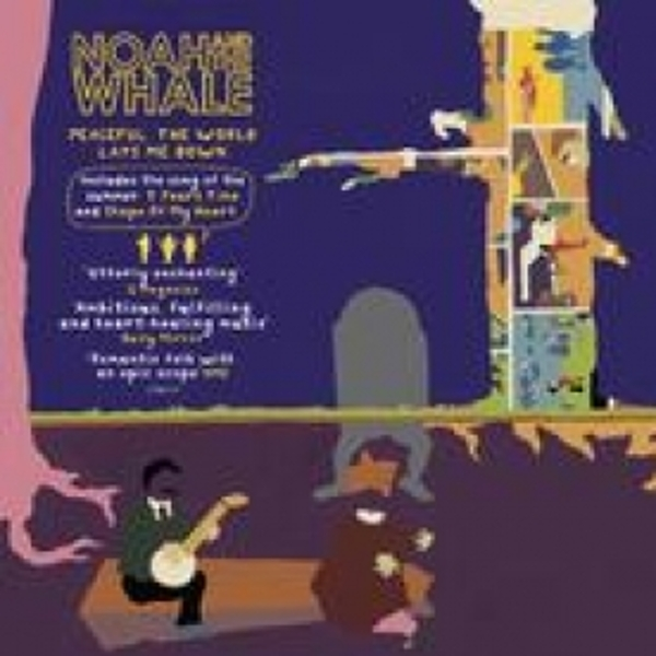 Noah and the Whale Peaceful The World Lays Me Down CD