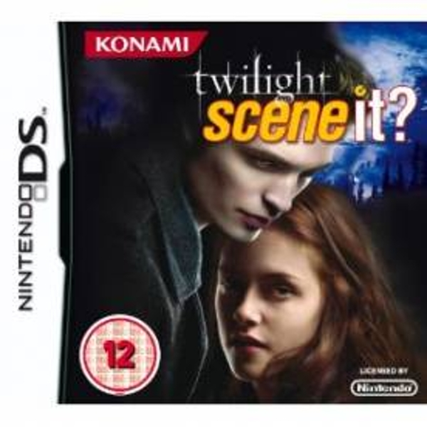 Scene It? Twilight Game DS