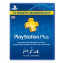 PlayStation Plus Card PSN UK 1 Year (365 Days) Subscription Card PS3 & PS Vita & PS4