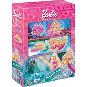 Barbie: The Mermaid Collection DVD