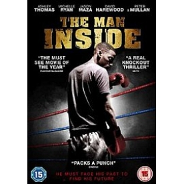Man Inside DVD