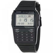 Casio DBC-32-1AES  Retro Databank Watch Black