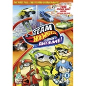 Team Hot Wheels: The Origin of Awesome DVD