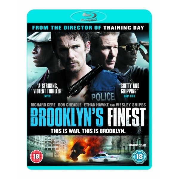 Brooklyn's Finest Blu-ray