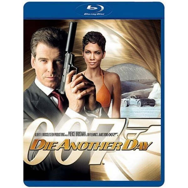 Die Another Day 2002 Blu-ray