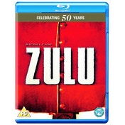 Zulu 50th Anniversary Edition Blu-ray
