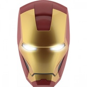 Ex-Display Marvel 3D Wall Light - Ironman Used - Like New