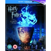 Harry Potter and the Goblet of Fire (2016 Edition) Blu-ray