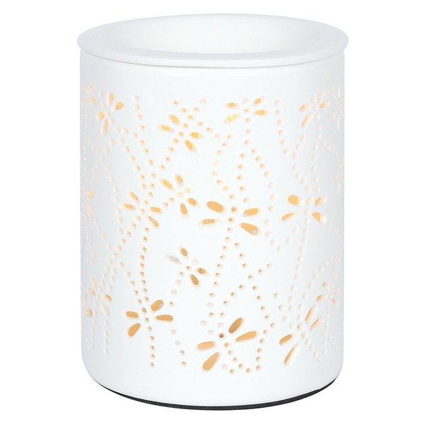Cut Out Dragonfly Electric Oil Burner