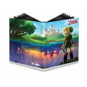 Ultra Pro The Legend of Zelda: A Link Between Worlds 9 Pocket PRO Binder